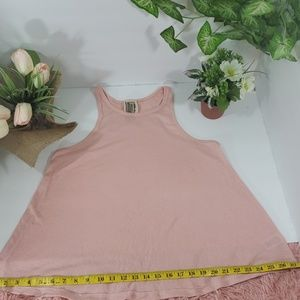 Free People Tops - Free people sleeveless tee size small